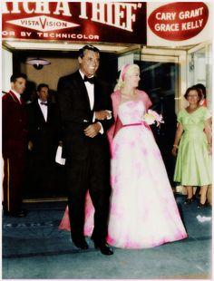 Cary & Grace Kelly
