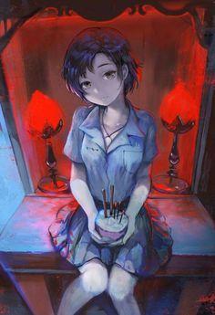 【攻略】二次元的方芮欣來了 @返校 哈啦板 - 巴哈姆特 Anime Fantasy, Fantasy Art, Manga Art, Anime Art, Horror, Shadow Of The Colossus, Cg Art, Art Studies, Beautiful Paintings