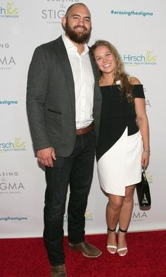 - Photo - Wondering which celebrities got married in 2017 or just looking for some star wedding inspiration? Take a look at our photo gallery of celebrity wedding pictures and ceremony details. Ronda Rousey Wwe, Ronda Jean Rousey, Celebrity Weddings, Celebrity News, Ronda Rousy, Ronda Rousey Wallpaper, Female Mma, Rowdy Ronda, Wwe Couples