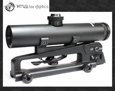59.99$  Watch now - http://ali68d.worldwells.pw/go.php?t=562137419 - Vector Optics Tactical 4x22 Carry Handle .223  Rifle Scope Shock Proof Electro Sight 59.99$