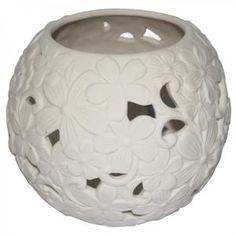 Castiçal cerâmica xd0129