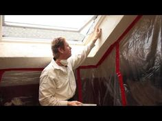 http://www.StuccoPlastering.com  Kirk Giordano plastering Inc.  Howdy guys and gals, on this plaster ceiling Jason and I explain how to repair interior plaster. The plaster buckled a little bit as a result of the plaster or taping mud being applied over a wood beam. You can do this in some cases however if the sun is allowed to hit it at great len...