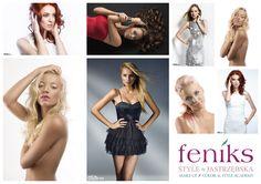 Prace-absolwentki-Joanny-Zaraś-Toruń Strapless Dress, Make Up, Color, Dresses, Style, Fashion, Strapless Gown, Vestidos, Swag