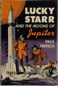 Lucky Starr and the Moons of Jupiter is the fifth novel in the Lucky Starr series, six juvenile science fiction novels by Isaac Asimov that originally appeared under the pseudonym Paul French. The novel was first published by Doubleday & Company in August