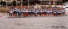 52 People Set A New SUP World Record in Auckland, New Zealand