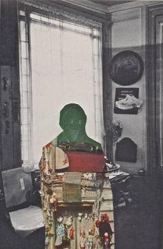 """Saatchi Art Artist Deborah Stevenson; Collage, """"Once Upon A Time"""" #art"""