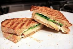 sandwich grilled done