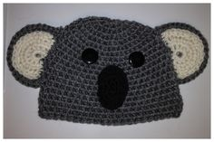 Crochet Child Hat. $20.00, via Etsy.
