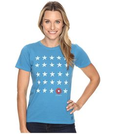 Life is good Stars And Daisy Life is Good® Crusher Tee