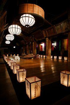 Kannon-Mantoe, Hase-dera, Nara, Japan