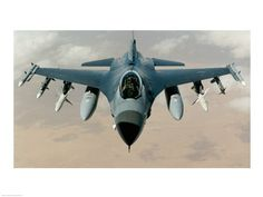 F-16 Fighting Falcon US Air Force