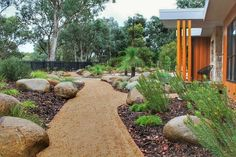 In-ground - Straightcurve - AU Landscape Edging, Landscape Fabric, Garden Edging, Garden Borders, Desert Landscape, Garden Path, Garden Tips, Garden Ideas, Teenage Room Decor