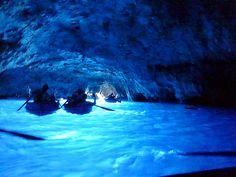 The Blue Grotto, Italy Cant wait to visit this