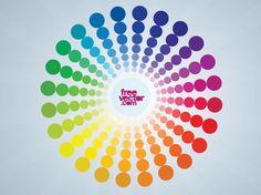 Att använda en färgcirkel för att hitta fina färgkombinationer är enklare än vad man kanske skulle tro. En enkel färgcirkel kan du ladda ner och skiva ut kostnadsfritt exempelvis på Vecteezy.com.Skriv ut den på ett stort A4-papper så får du en bra överblick när du ska fundera på hur du vill skapa olika färgkombinationer. Art Images, Vector Art, Clip Art, Rainbow, Templates, Lights, Tro, Abstract, Color