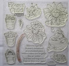 Close to My Heart - Flower Child