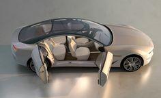 Pininfarina Cambiano I #Genova Motor Show I http://www.wallpaper.com/