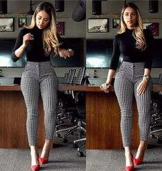 Best Winter Business Outfits To Be The Fashionable Woman In Your Office Now ~ Fa. - Outfits for Work - Best Winter Business Outfits To Be The Fashionable Woman In Your Office Now ~ Fa. 30 Outfits, Casual Work Outfits, Winter Outfits For Work, Mode Outfits, Work Casual, Cute Office Outfits, Woman Outfits, Ladies Outfits, Business Casual Outfits For Women