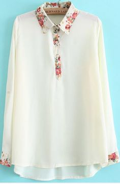 Most beautiful blouse I have ever laid eyes on