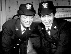 Sisters in the Navy - 1944!