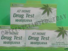 3 Marijuana Tests NIP New Choice At Home Drug Test Marijuana Urine Test For Pot