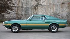 1970 Ford Mustang Shelby GT-350
