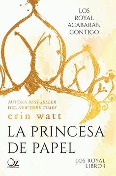 Resultado de imagen de la princesa de papel erin wait