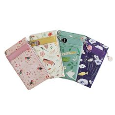 Indigo Willow story illustration pattern zip flat card holder case is a well made and useful zip flat card holder which is slim and easy to carry. Card Patterns, Japan Travel, Card Case, Indigo, Stationery, Card Holder, Flats, Tote Bag, Purses