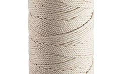 Provence Outillage Cordeau en coton 500 g: Corde en fibres naturelles. Ø 2,5 mm 3 brins R/r* 30 kg env. 150m env, Cet article Provence…