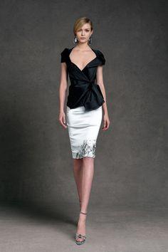 Donna Karan Resort 2013 - Daytime and evening glamour
