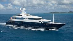 Now Chartering at $360k: Ice Angel Superyacht