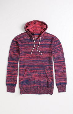 On The Byas Maro Variegated Marled Pullover Sweater at PacSun.com