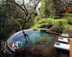 Outdoor Hot tub I Need