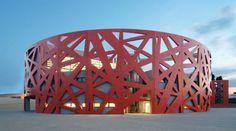 Texturas en el hormigón prefabricado