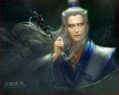 Gu Jian Qi Tan 7 by hiliuyun on DeviantArt