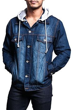 f128dfd8bb SALE PRICE -  39.95 - Victorious Distressed Denim Jacket Brand  Victorious  100% Cotton Machine