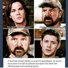 Supernatural |