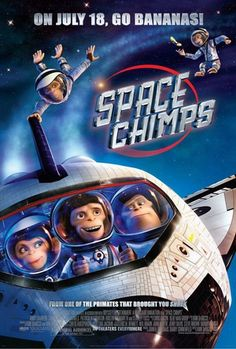 Watch Space Chimps full hd online Directed by Kirk DeMicco. With Andy Samberg, Stanley Tucci, Jeff Daniels, Cheryl Hines. Three chimps are sent into space to explore the possibility of alien Movies 2019, Sci Fi Movies, Hd Movies, Movies To Watch, Movies Online, Space Movies, Peliculas Audio Latino Online, Adventure Movies, Internet Movies