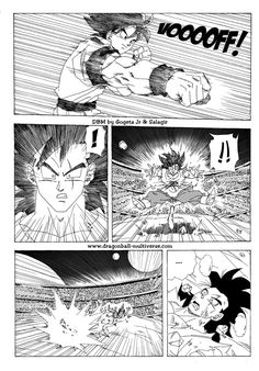 Lots of old foes here! - Page 43 - Dragon Ball Multiverse