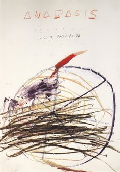 EYE-LIKEY: Cy Twombly + scribble master