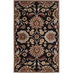 Surya CAE1053-7696 Caesar 8' x 10' Rectangle Wool Hand Tufted Traditional Area R