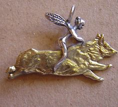 """pembroke welsh corgi fairy legend pin  http://www.mccartyscorgis.com/corgi-legends.html  Pembrokes should have a """"fairy saddle"""" marking on the side of their shoulders caused by changes in the thickness, length and direction of hair growth. The phrase """"fairy saddle"""" arises from the legend that Pembroke Welsh Corgis were harnessed and used as steeds by fairies. The white markings can be on the feet, chest, nose, stripe on the head, and as white partly or fully around the neck. Pembroke Welsh C..."""