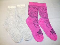 Smartwool Womens 2 Lot Casual Socks Medium in Light Gray Heather and Berry 101 | eBay