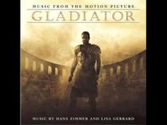 """Banda sonora de la conocida película """"Gladiator"""" (Now we are free)"""