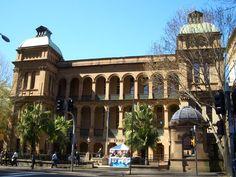 SydneyHospital - Thomas Rowe - Wikipedia Emigrate To Australia, Central Building, Old Hospital, University Of Sydney, Sydney City, Anglican Church, Town And Country, Sydney Australia, Taj Mahal