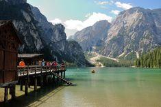 Pragser Wildsee - eine Idylle in türkis