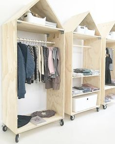 43 The Best DIY For Wardrobe That You Can Try - Matchness.com