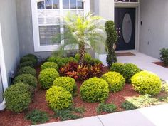 landscape on a budget florida | Front Yard Curb Appeal Landscaping Ideas  Pictures  Designs  Photos ...