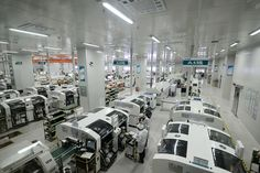 Have you seen Gionee Industrial Park, one of the largest mobile manufacturing facilities of the world.