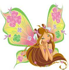 Flora Believix Render by bloomsama on DeviantArt Winx Club, Girl Cartoon, Cute Cartoon, Fairy Tail, Les Winx, Flora Winx, Black Background Wallpaper, Bloom, Walt Disney