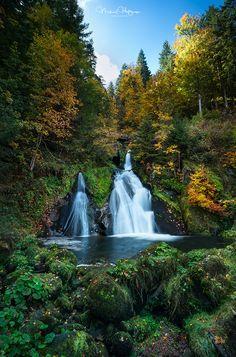 Triberg - Black Forest, Germany.